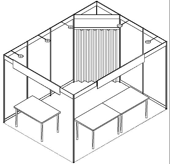 Stegkemper messebau exemples mod les de stand for Exemple de stand